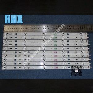 Image 2 - 10PCS  FOR LED light A SAM  SUNG 2013SONY40B 3228 05 REV1.0 130927 for TV Sony KDL 40R450B  5PCS A+5PCS B  100%NEW  aluminium