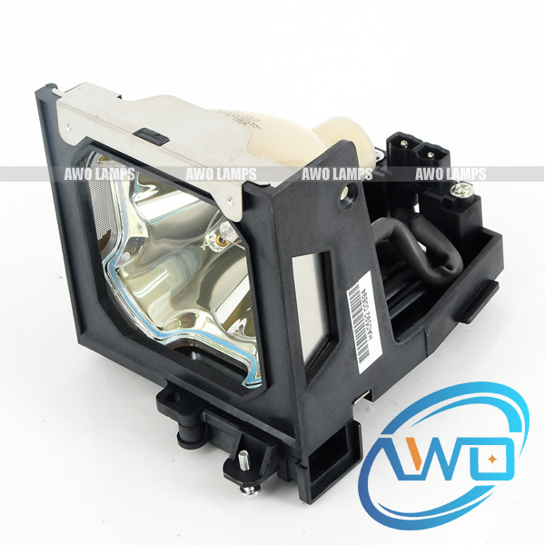 610-301-7167 / POA-LMP48 Compatible projector lamp with housing for SANYO PLC-XT10/XT15 XT3800 XT1000; EIKI LC-XG100/XG200 lamp housing for sanyo 610 3252957 6103252957 projector dlp lcd bulb