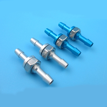 4PC M6 Water Nozzle Aluminum Drain Outlet Nozzle Water Cooling Nipple Faucet for font b RC