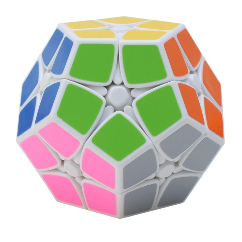 YKLWorld 2x2 Dodécaèdre Cube Magique Maître-Kilominx Cubo Magico - Jeux et casse-tête - Photo 2
