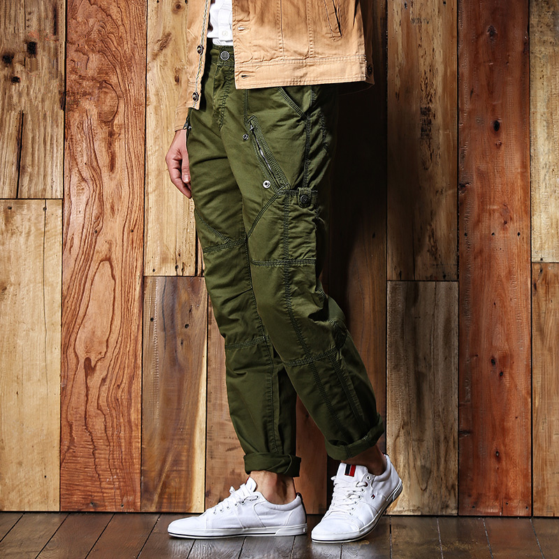 Green Baggy Pant Promotion-Shop for Promotional Green Baggy Pant ...