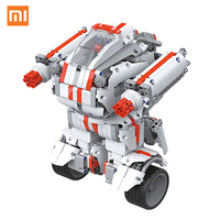 Xiaomi Mitu Robot Building Block Intelligent Bluetooth Mobile Remote Control 978 Spare Parts Self-balance System Module Program