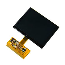 5pcs/lot Hot sale New VDO LCD Display for Audi A3 A4 A6 for V W with High Quality