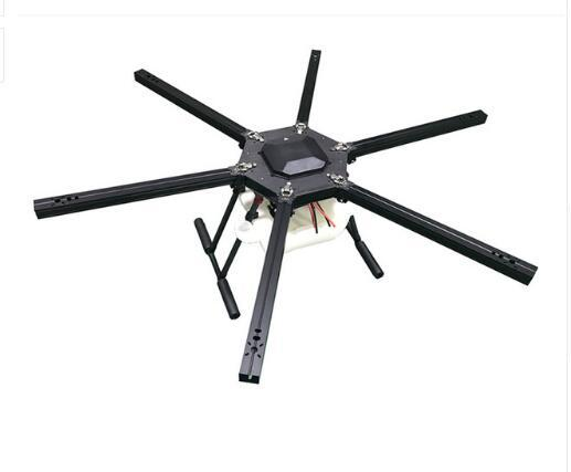 10L 10 KG aerosol agrícola de drone partes de Marco