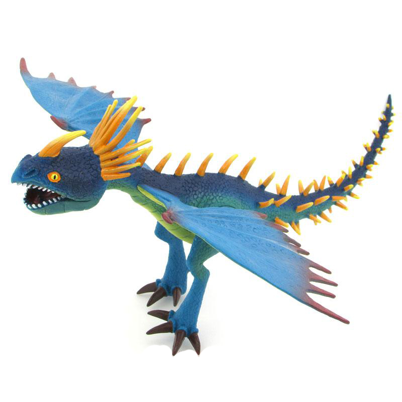 Image 5 - Servwell Dragon Master 25 37cm Toothless Night Fury Action Figure Toy Deadly Nadder Hageffen Gronckle Collectible Toy ChildrenAction & Toy Figures   -