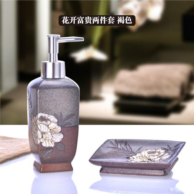 Badkamer Set handdesinfecterend houder Europese handdesinfecterend ...