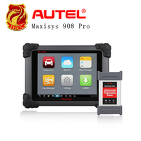 Autel MaxiSys Pro MS908P Car Bluetooth/WIFI Diagnostic / ECU Programming Tool with J 2534 System Update Online Multi Languages