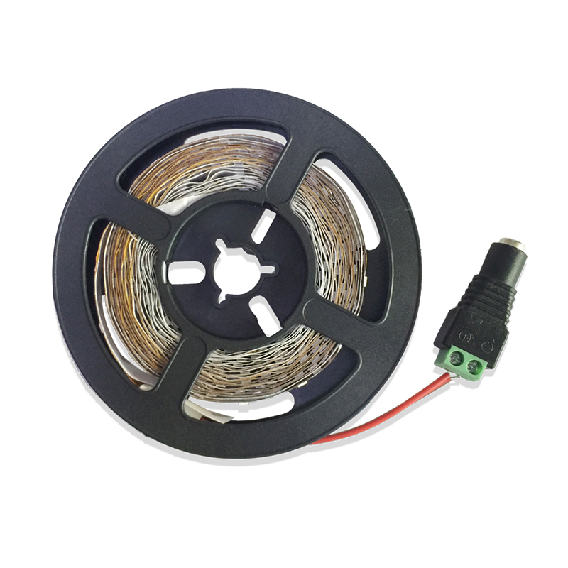 Hot Sale 5m 300leds Non Waterproof Led Strip Light 3528 Dc12v Warm White Yellow Red Green Blue