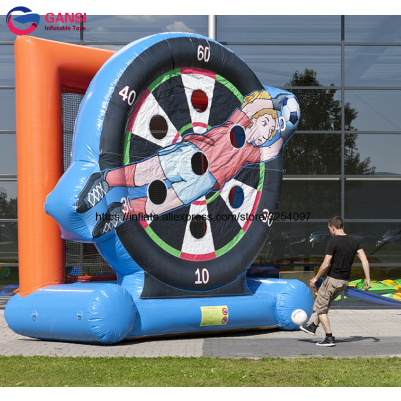 inflatable soccer dart70