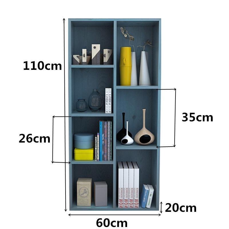 Madera estanteria para libro wall shelf home meuble boekenkast ...