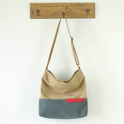 Vintage fashion canvas bag Eco Reusable Shopping Shoulder Bag Tote Letter Package Folding bags handbags Shopping Bags 33*38cm