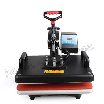 HTM8-1 High Pressure Digital Manual T-shirt Heat Press Machine Transfer Image to Textile T shirt Mug Cap Hat Dinnerware Мельница