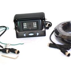 Vardsafe VS824 | zmotoryzowana migawka tylna zobacz kamerę cofania z nagrzewnicą do przyczepy kempingowej RV