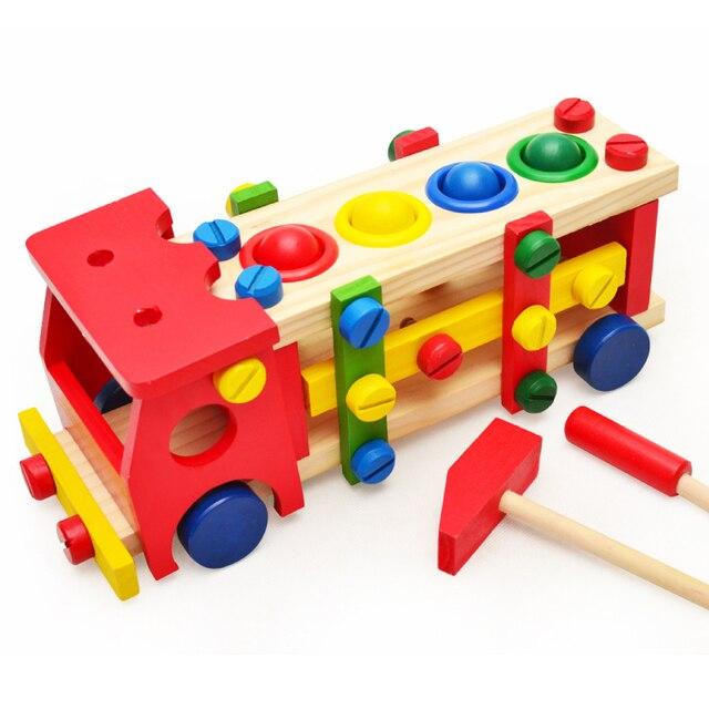 Образовательные деревянные математика игрушки для детей 3 лет дети математика монтессори развивающие игрушки для малышей детские игрушки brinquedos