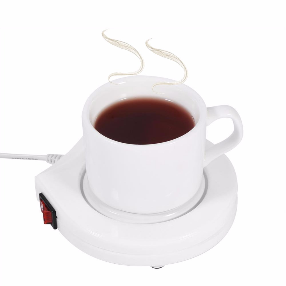 Electric Powered Cup Warmer Heater Pad Placemat 110v Hot