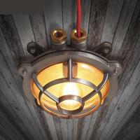 Американский промышленный ветер ретро творческий ресторан фонари светодиодные Открытый Ванная комната взрывозащищенные газовая плита по