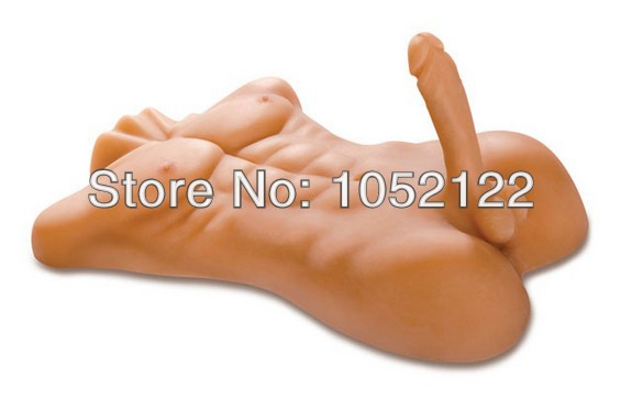 Full Silicone Sex Toy With Penis And Anal,Sex Doll For -9451