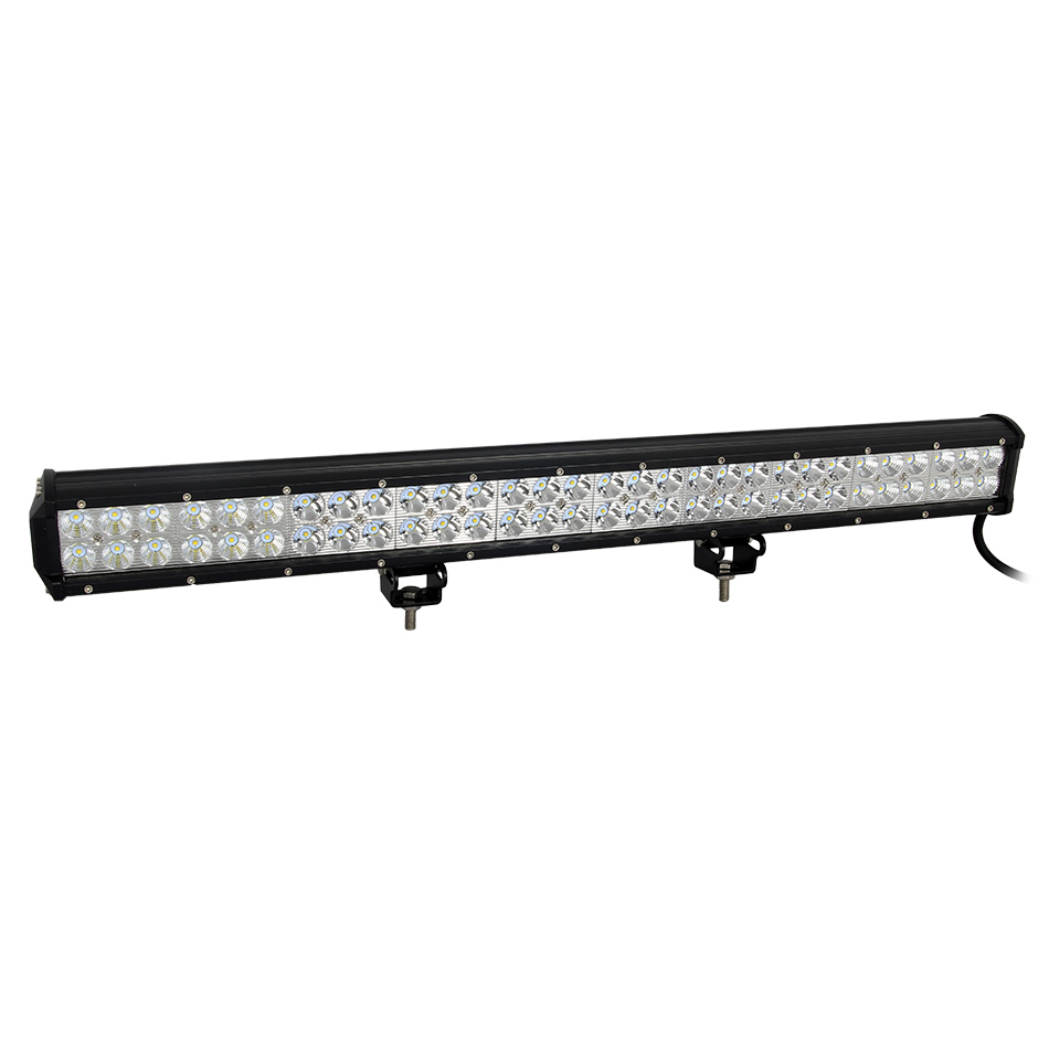 weketory 28 inch 180W LED Work Light Bar for Tractor Boat Off-Road 4WD 4x4 12V 24v Truck SUV ATV Spot Flood Combo Beam цена