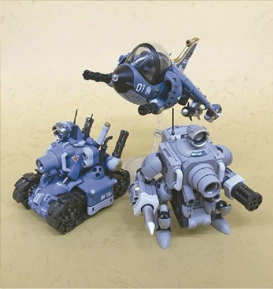 Metal Slug Tank Super Vehicle Walker Plane Fighter Metal Slug Attack Weapons Mini Collection Assembled Model Toy Babosa Metalica
