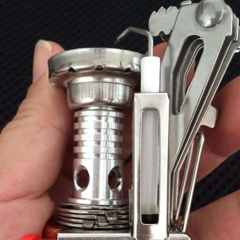 газовая плита открытый кемпинг печи портативный складной Косина походное оборудование пропан пламя мини кухонная утварь Блейз плита мини ПНГ