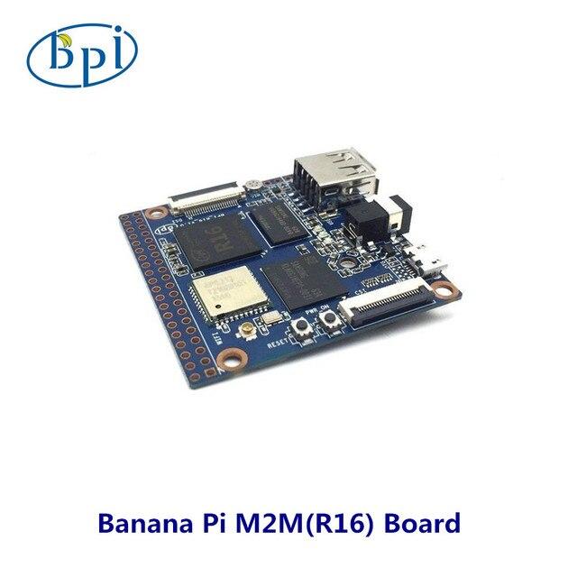 R$ 124 04  O BPI M2 Magia projeto com quad core A7 SoC Allwinner chip de  R16 e 512 MB de RAM DDR3 suporte Wi fi (AP6212) & Bluetooth com 8G EMMC em