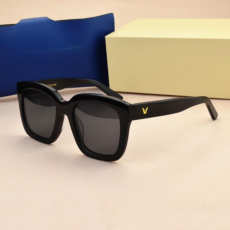 Vintage c002 c005 Quadrat V Polarisierte Sonne Designer Mode Frauen C001 c004 Qualität Gläser Hohe Weibliche 2019 Für Luxus Sonnenbrillen Sonnenbrille c003 Marke Männer qBvwHw4ax