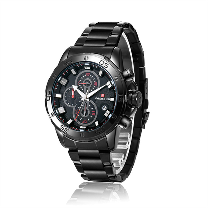 Luxurious and noble and mature mens business watch, full of mature man charm. 75Luxurious and noble and mature mens business watch, full of mature man charm. 75