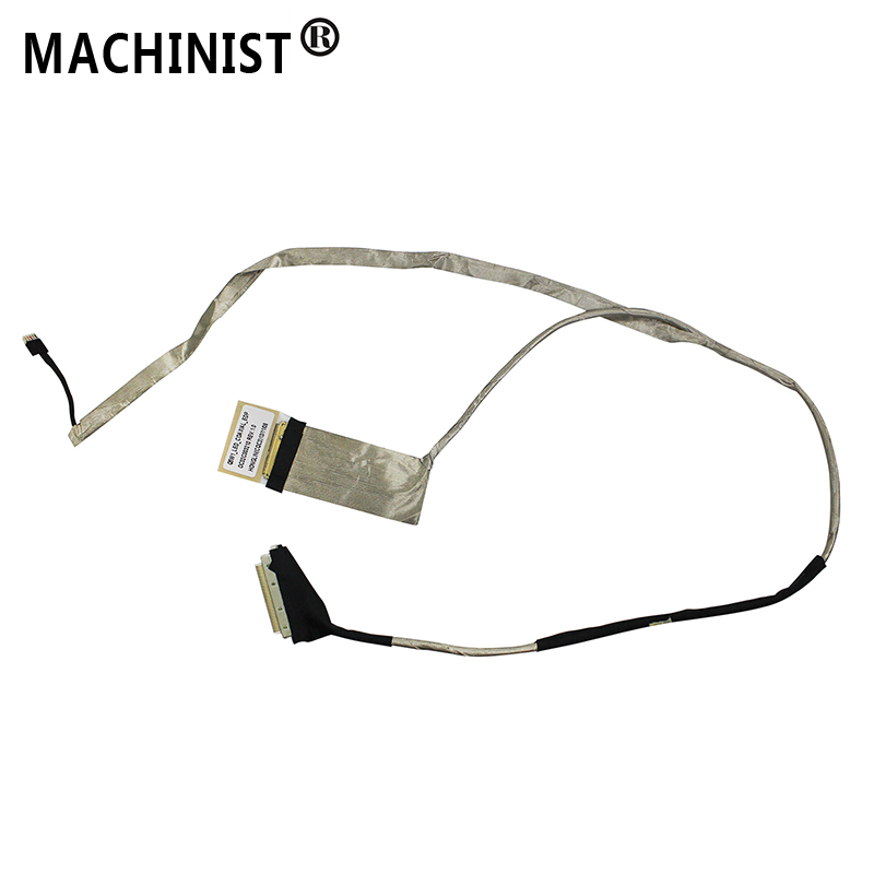 MACHINIST Video Screen Flex For Acer V3-551G V3-551 NV52L V3-531 Q5WV1 Laptop LCD LED LVDS Display Ribbon Cable DC02C003210