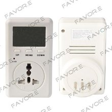 Italy Version digital energy meter, digital energy calculators, Measurement socket