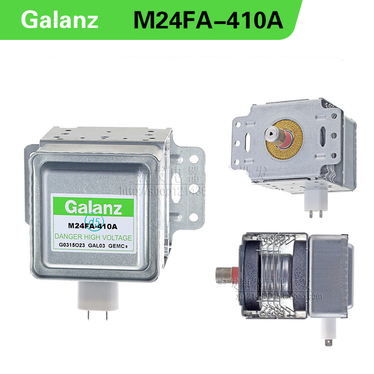 Original new M24FA-410A for Galanz Magnetron Microwave Oven Parts,Microwave Oven Magnetron Microwave oven spare parts