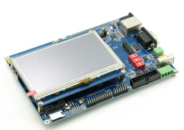 US $148 88 |STM32F767NI development board +4 3 inch LCD screen JPEG  hardware codec support MJPEG video CAN-in GPS Accessories from Automobiles  &