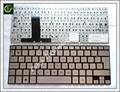 Plata teclado español para asus zenbook ux32 ux32a ux31l ux32e UX32VD UX32V UX32L UX32LA UX32LN UX32N SP o Latino LA Teclado