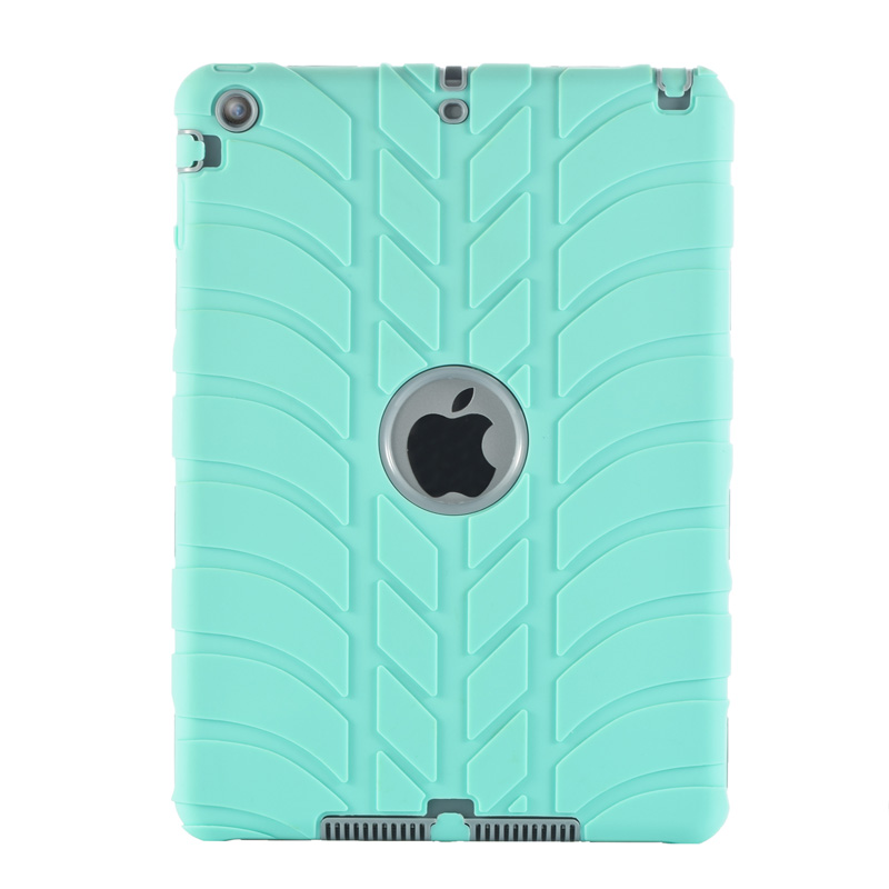 Hybrid Armor Case For iPad 2 3 4 Kids Safe Shockproof Heavy Duty Silicone Hard drop resistance ipad tablet accessories люстра crystal lux emilia sp5