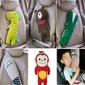 2016 Новая Корея горячий продавать прекрасный мультфильм автомобиль seat belt covers плеча pad игрушки Безопасности Автомобиля Ремня Защита стайлинга автомобилей подушки