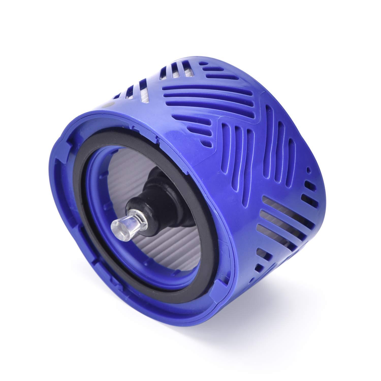 2X предварительный фильтр + 1X Hepa пост-фильтр комплект для Dyson V6 Беспроводная Стик Вакуумный, Dyson фильтры для замены предварительно фильтр