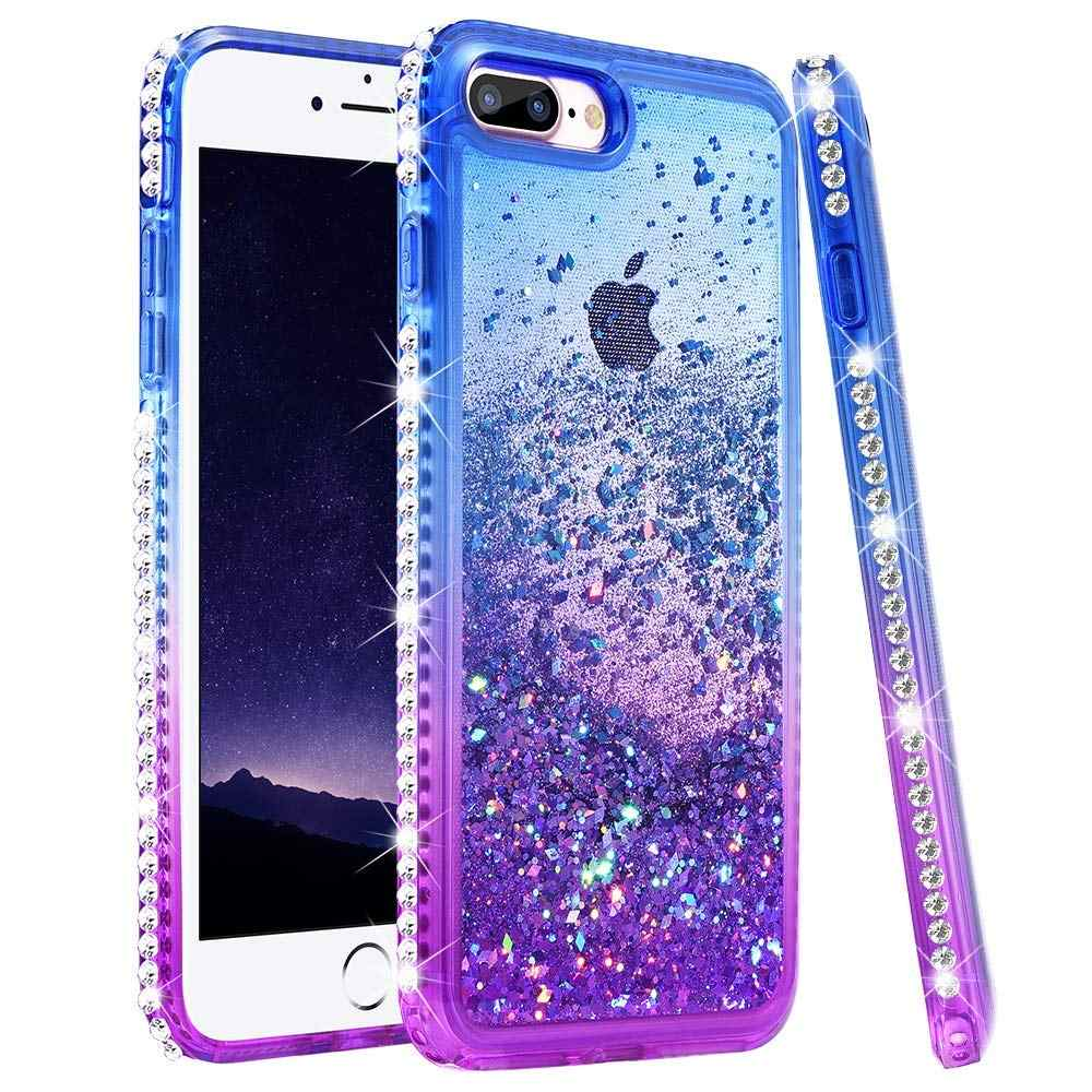 pretty nice de3fe 1351e Detail Feedback Questions about Gradient Quicksand Phone Cases for ...