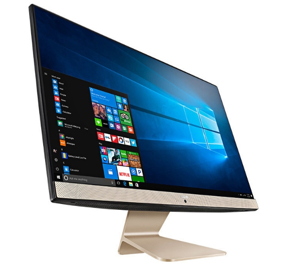 "Made In China Factory Ultra Thin 21.5"" Quad Core Intel I5 1080P 4GB RAM 64G SSD 1TB HDD Desktop Computer All In One Pc"
