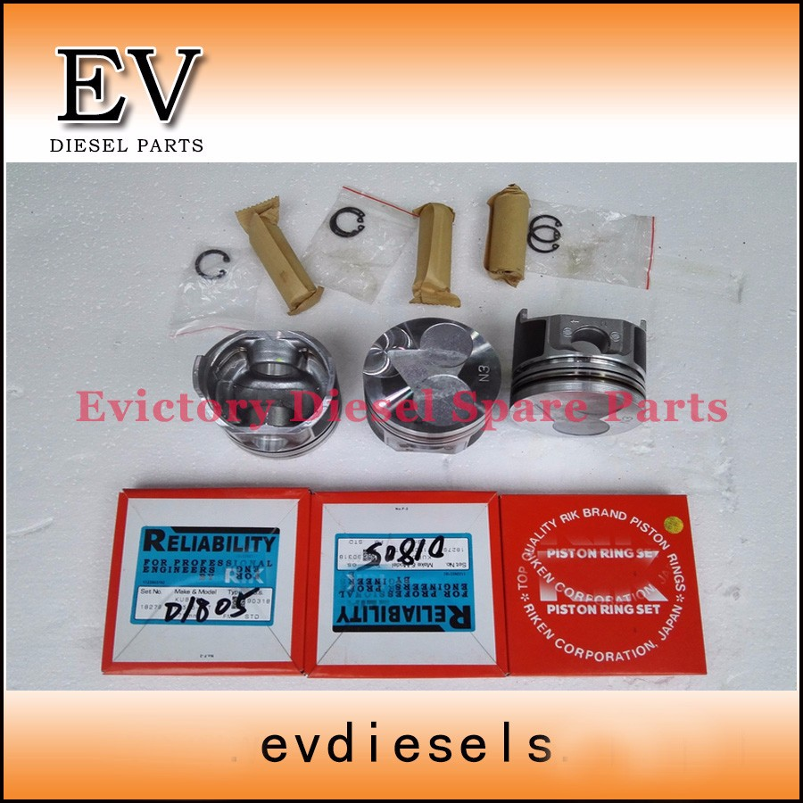 D1805 bearing D1805 piston and piston ring ...