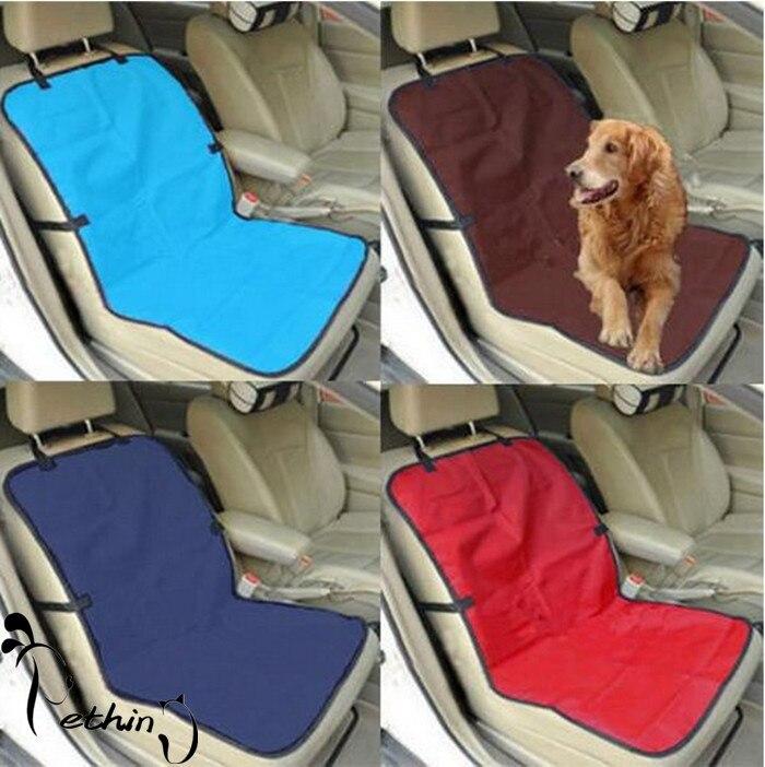 Автомобильный чехол для на автомобильное сиденье для перевозки собак 600D водонепроницаемый материал чехол для автомобильного сиденья пост...