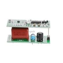 Модуль датчика микроволнового радиолокационного датчика 2,7 ГГц 220 в 360 градусов 5-8 м Прямая поставка