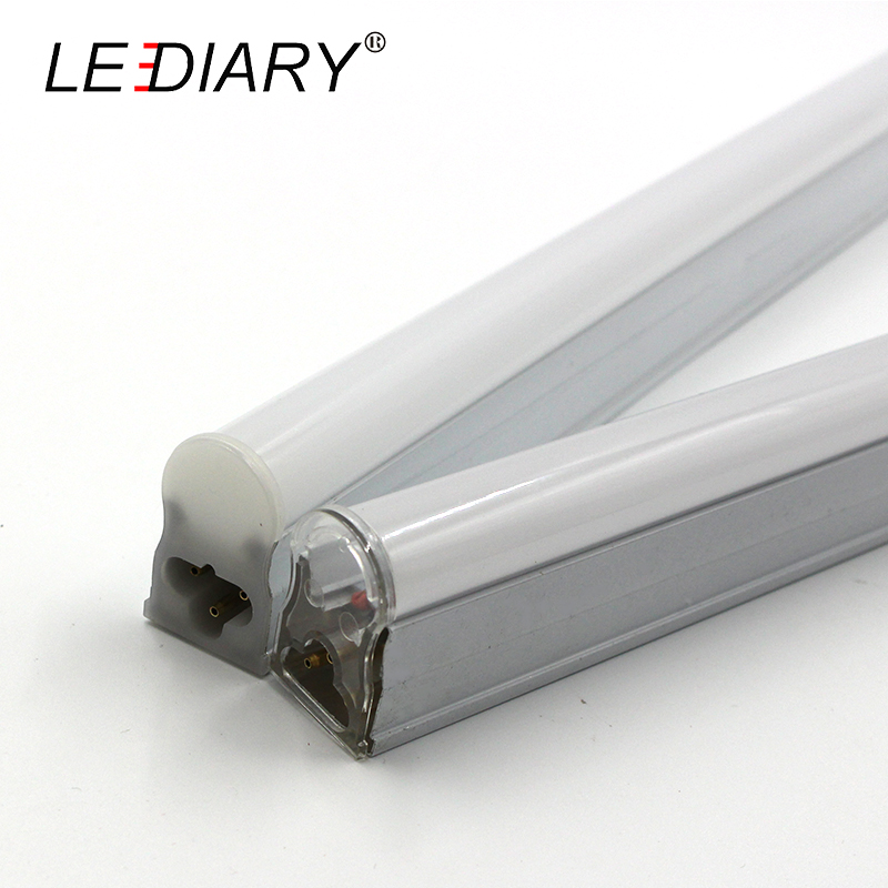 tubo de t led integrado t enlazables delgado acoplable lediary luz v w