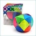 2016 Más Reciente Armadillo Toque de Puzzle Cubos de Colores Stickerless Cubo de la Velocidad 3x3x3 Magic Speed Puzzle Cubos