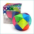 2016 Newest Armadillo Cube Speed Cube Puzzle Twist Cubes Colorful Stickerless 3x3x3 Speed Magic Cubes Puzzle