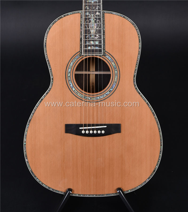 000 style 39 acoustic guitars solid cedar top china guittarras free shipping guitare in guitar. Black Bedroom Furniture Sets. Home Design Ideas