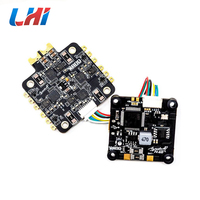 Bardwell F4 V2 AIO Stack flight controller with BLHeli_32 4 in 1 3 6s 32Bit 30A Brushless ESC for FPV RC helicopt