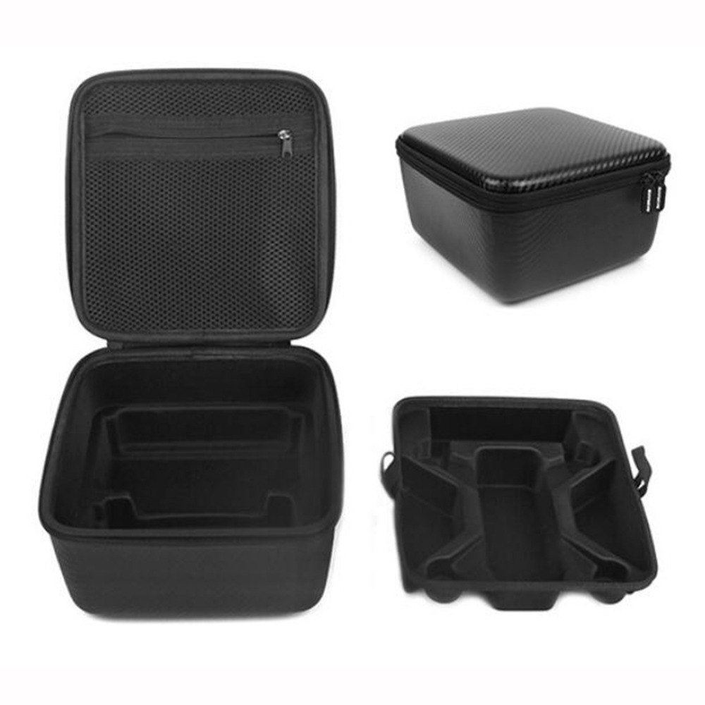 Carry Case Storage For DJI Spark Drone PU Hard Handbag Compact Large Capacity Protective Cover For DJI Spark Drone Accessories