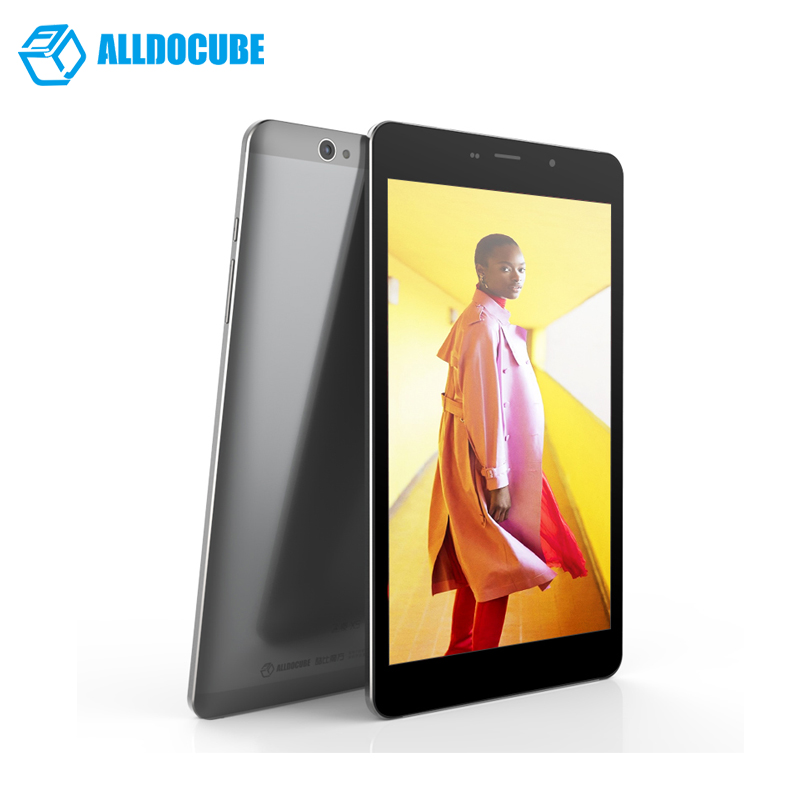8 Inch 4G Phone Call Tablet PC ALLDOCUBE Free Young X5 Tablets 1200*1920 MTK8783 Octa Core Android 7.0 3GB RAM 32GB ROM 13MP