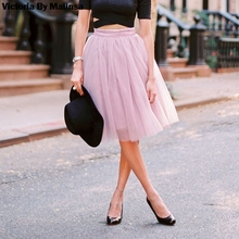 4c4b1c1c0cd30 Buy lavender tull skirt and get free shipping on AliExpress.com