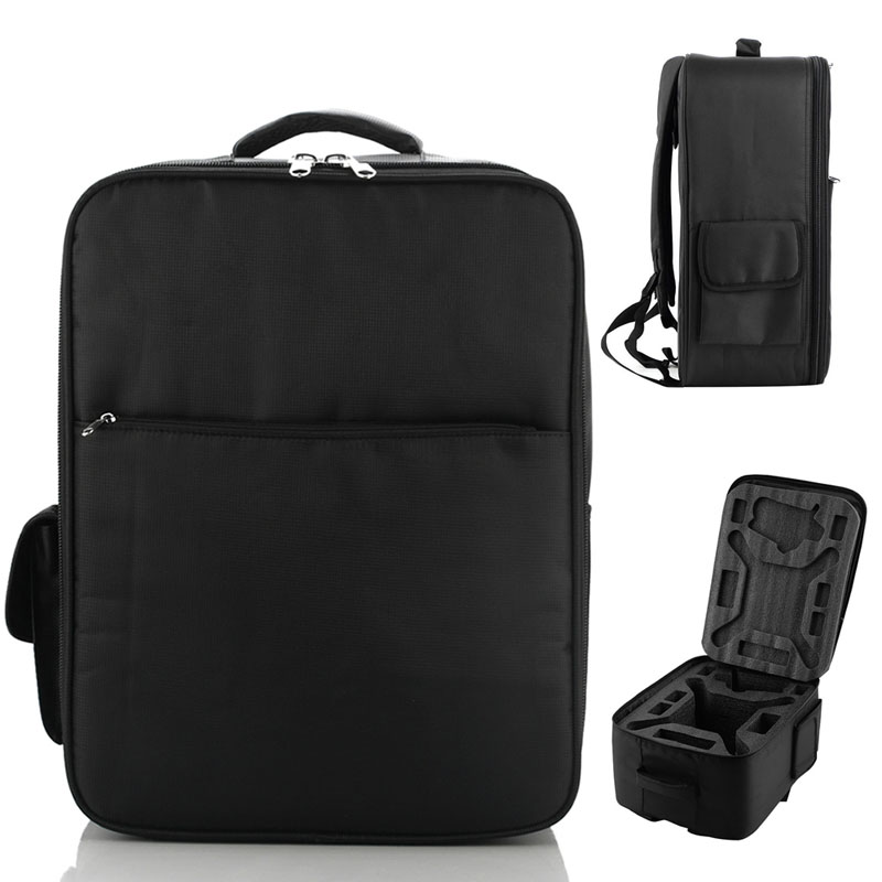 THINKTHENDO Carrying Shoulder Case For DJI Phantom 4 Professional Advanced Backpack Bag  New new dji top