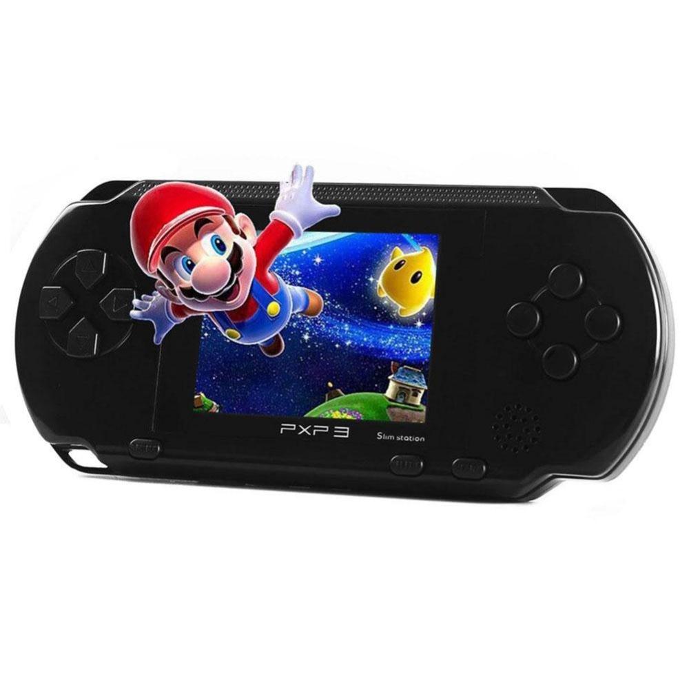 Pantalla LCD de 2.7 pulgadas Para PXP3 16BT Mano Consola de Juegos Los Jugadores de Juegos Portátiles de Videojuegos Controlador de Cabrito Del Niño Del Juguete regalos